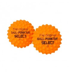 Select Ball Punktur 2 stk Bold Orange
