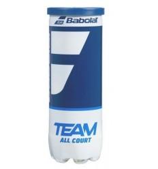 Babolat Team All Court 3-Pak Tennisbolde