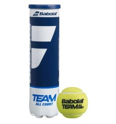 Babolat Team All Court 4-Pak Tennisbolde