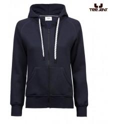 Tee Jays Fashion Zip Hood Dame