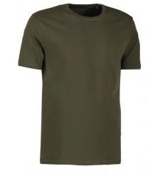 ID økologisk D-hals t-shirt Herre